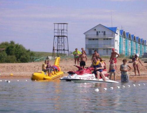 База отдыха «Ростовчанка» Анапа ст.Благовещенская