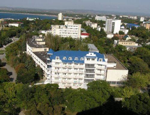 Санаторий «Русь» у моря центр Анапы
