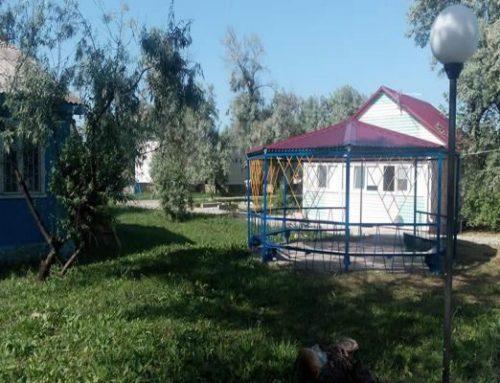 База отдыха «Баргузин» Анапа Витязево