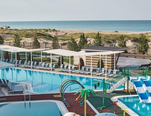 «Aurum Family Resort & Spa» «Аурум» 4* Анапа ст. Благовещенская