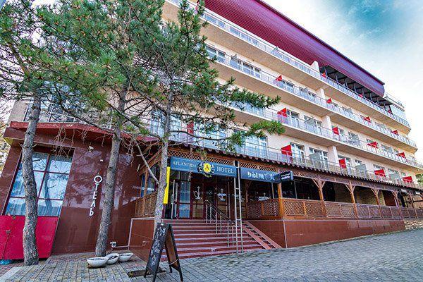 Отель «Атлантида» Анапа