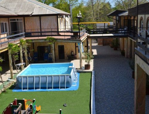 Гостиница «Скала» эконом Джемете Анапа