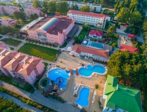 «Alean Family Resort & Spa Riviera / Ривьера» отель
