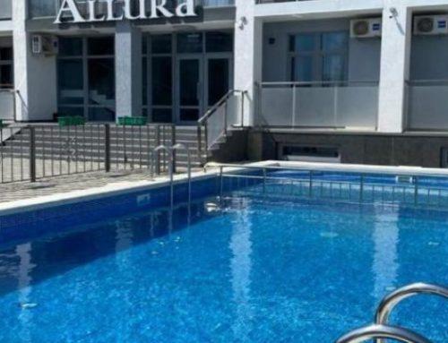 Отель «Allura» / «Аллура» Джемете Анапа