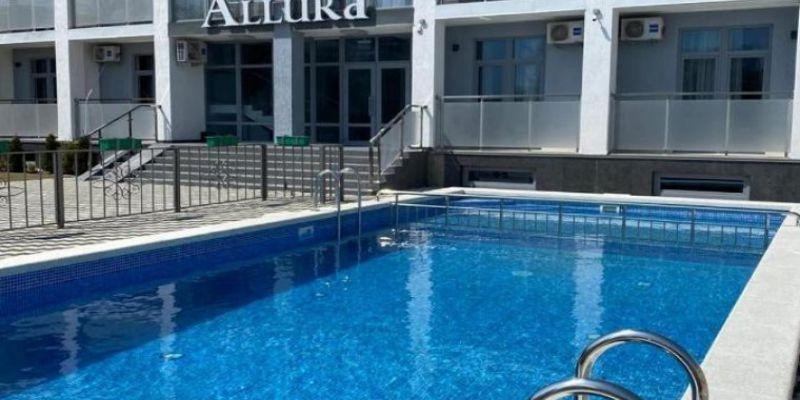 Отель «Аллура» Джемете Анапа