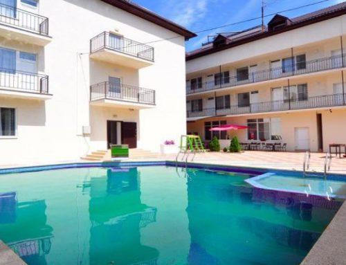 Отель «Белая лилия» Анапа