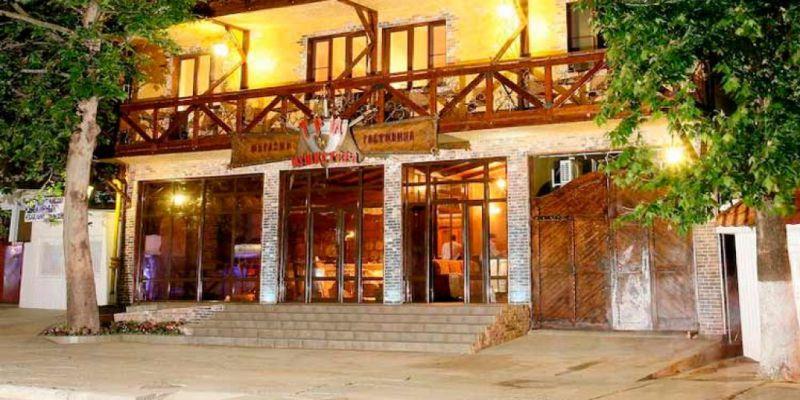 """Отель """"3 мушкетера"""" Анапа"""