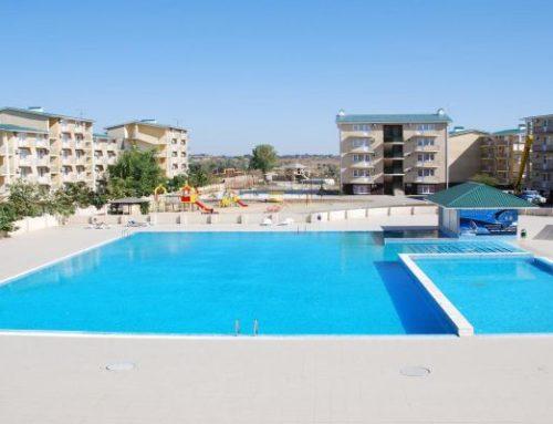 Отель «Фея — 3» Джемете Анапа
