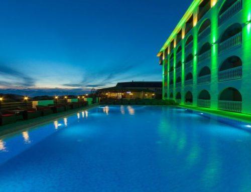 Отель «Ла Мелия» 4* Джемете Анапа