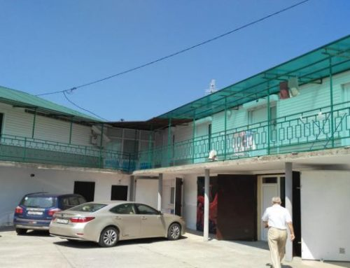 Апартаменты «Родник» Джемете, Анапа