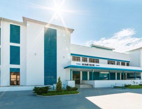 Отель «Белый песок» 4* Джемете, Анапа
